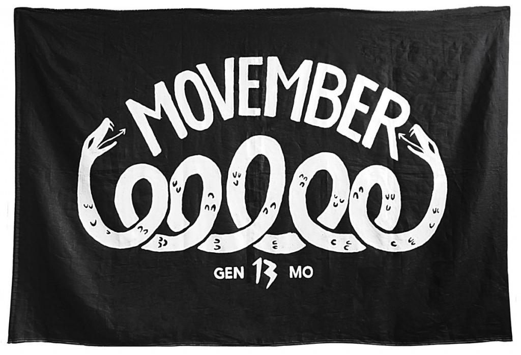 Movember 2013 Suomi